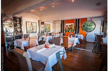 Découvrir le chef Catalan Pascal Borrell, Etoilé Michelin  et son restaurant Le Fanal à Banyuls