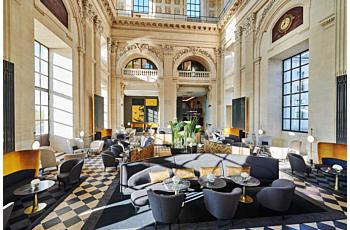 Rugissez de bien-être à l'Intercontinental® Lyon Hôtel-Dieu