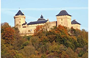 Faire un bond dans le passé au Château de Malbrouck