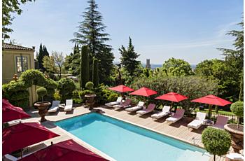 La Villa Gallici, une destination romantique exquise à Aix-en-Provence