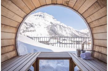 Il y en a pour tous les goûts au Avancher Hôtel & Lodge
