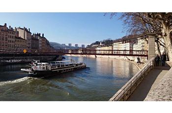 Escapade romantique en bord de Saône