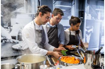 Offrir un cours de cuisine à l'École de la Bonne Cuisine à Colmar