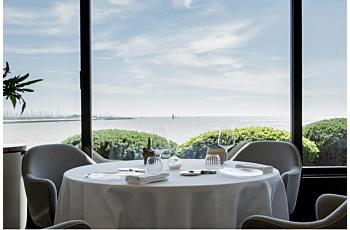 Une Odyssée Romantique à la Rochelle chez Christopher Coutanceau 3 étoiles au Guide Michelin