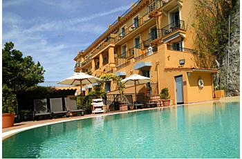 Explorez le trésor caché de Nice : l'Hôtel la Pérouse 4 étoiles