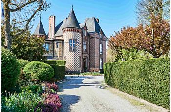 Tomber sous le charme de la Normandie au Clos Relais & Château Parc & Spa de Verneuil-sur-Avre