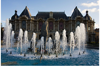 Une escapade à Lille, pour un week-end magique !