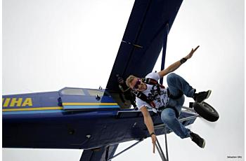 Vivez des sensations avec Parachutisme 71 !