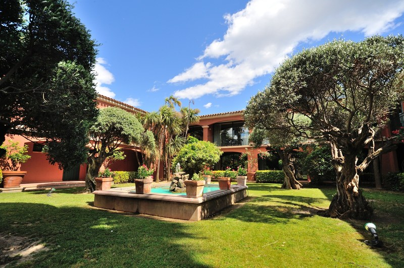 La Villa Duflot**** une véritable institution à Perpignan