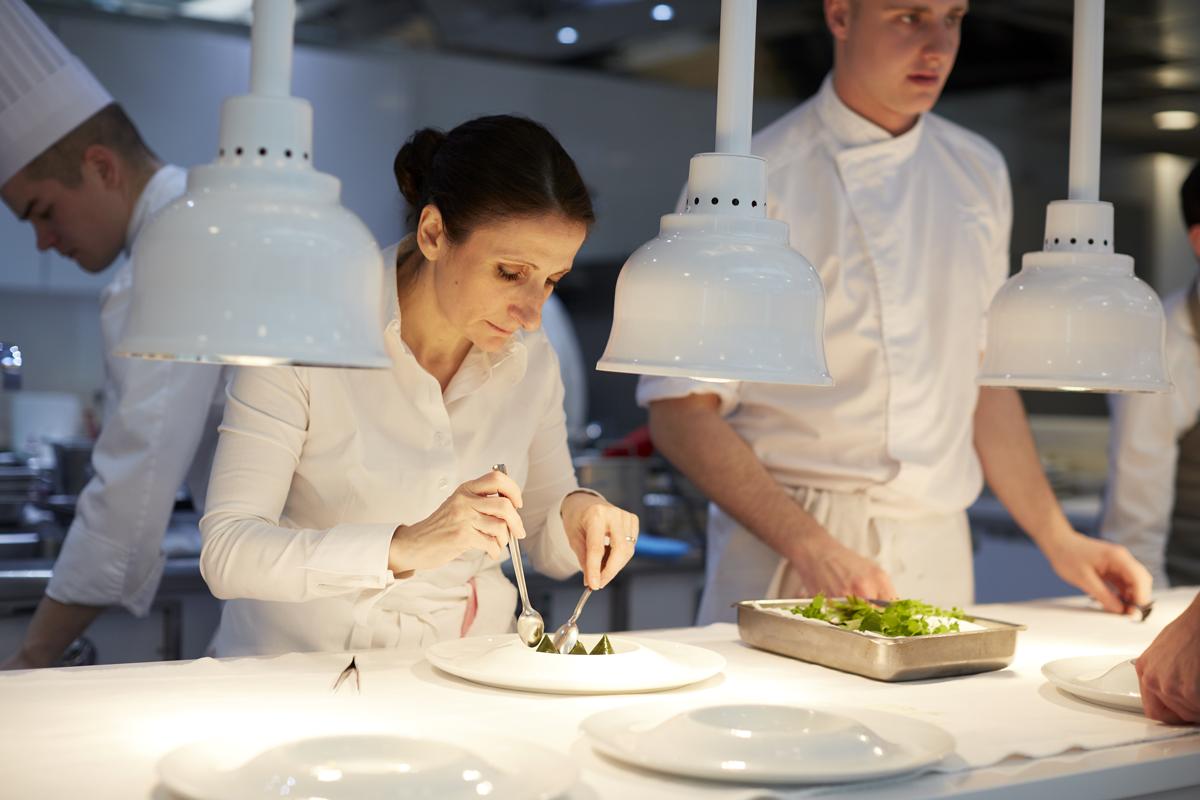 Découvrez l'univers culinaire d'Anne-Sophie Pic !