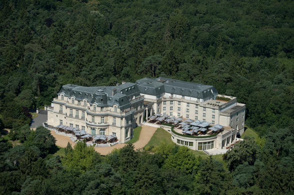 Remonter le temps au Château Hôtel Mont-Royal ***** à Chantilly