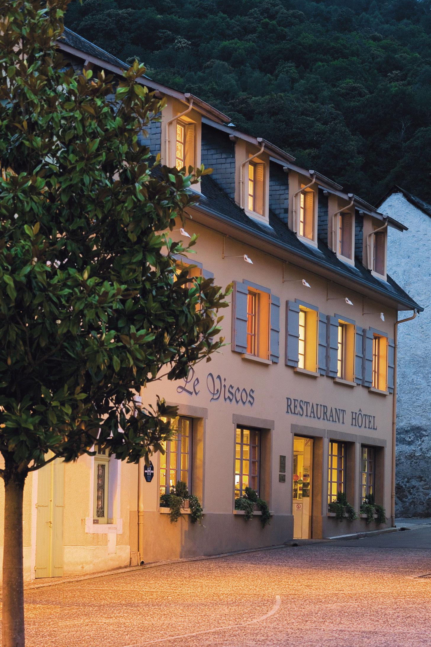 Profitez d'un séjour gourmand dans les Pyrénées