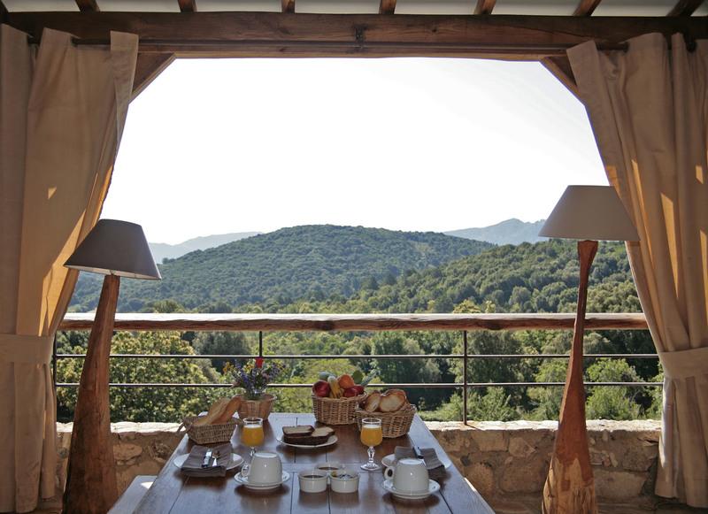 A Pignata, une ferme-auberge de charme en Corse du Sud